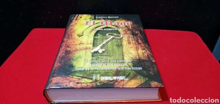 Libros: EL MAGO.FRANCIS BARRETT.OBRA COMPLETA.EDITORIAL HUMANITAS. - Foto 4 - 209309771