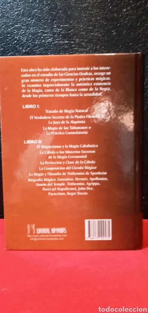Libros: EL MAGO.FRANCIS BARRETT.OBRA COMPLETA.EDITORIAL HUMANITAS. - Foto 5 - 209309771