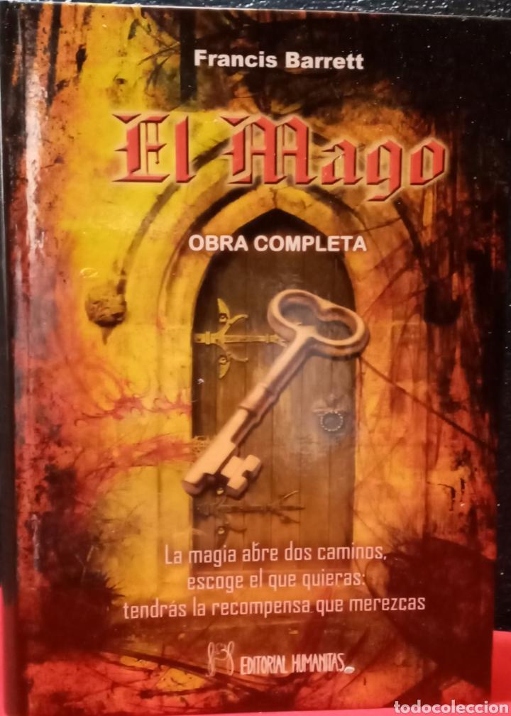 EL MAGO.FRANCIS BARRETT.OBRA COMPLETA.EDITORIAL HUMANITAS. (Libros Nuevos - Humanidades - Esoterismo (astrología, tarot, ufología, etc.))