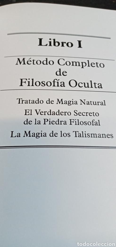 Libros: EL MAGO.FRANCIS BARRETT.OBRA COMPLETA.EDITORIAL HUMANITAS. - Foto 7 - 209309771