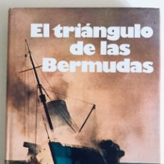 Libros: EL TRIÁNGULO DE LAS BERMUDAS CHARLES BERLITZ 1975 DISCOLIBRO. Lote 210424751