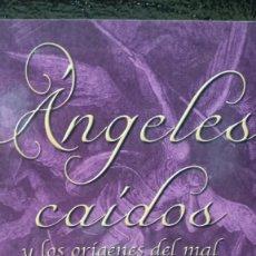 Libros: ANGELES CAIDOS Y LOS ORIGENES DEL MAL.ELIZABETH CLARE PROPHET.. Lote 211793616
