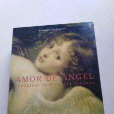 Libros: AMOR DE ÁNGEL, LIBRO + CARTAS ( FALTA EL NÚMERO 39 ). Lote 213461682