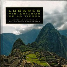 Libros: LUGARES MISTERIOSOS DE LA TIERRA - MASSIMO CENTINI. Lote 217019108