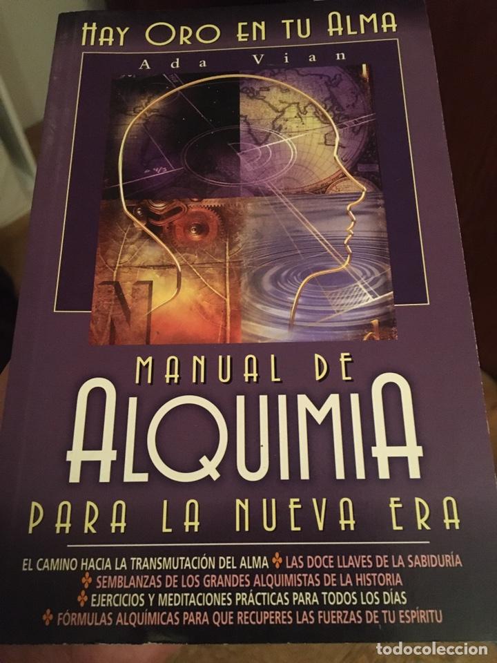MANUAL DE ALQUIMIA PARA LA NUEVA ERA (Libros Nuevos - Humanidades - Esoterismo (astrología, tarot, ufología, etc.))