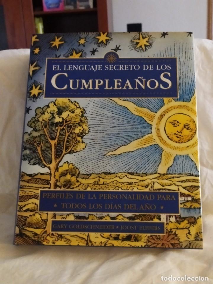 Libros: El lenguaje secreto de los cumpleaños - Foto 2 - 217849948