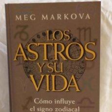 Libros: LOS ASTROS Y SU VIDA. Lote 217902132