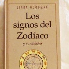 Libros: LOS SIGNOS DEL ZODIACO Y SU CARÁCTER. Lote 217902992