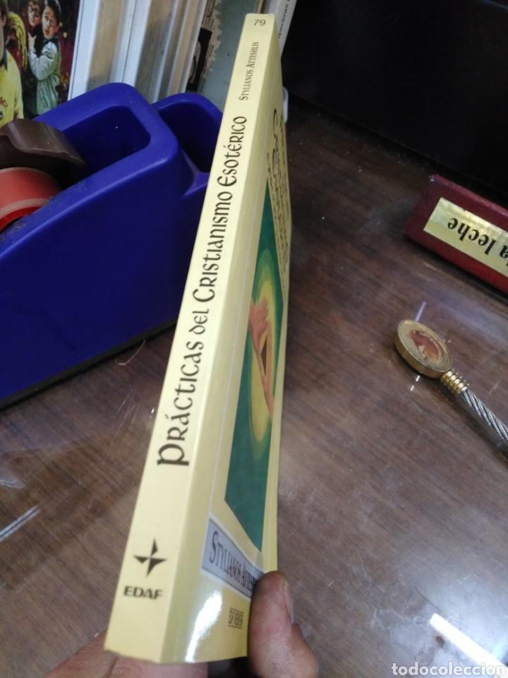 Libros: PRÁCTICAS DEL CRISTIANISMO ESOTÉRICO-EJERCICIOS Y MEDITACIONES,STYLIANOS ATTESHLIS,EDAF NUEVA ERA,19 - Foto 2 - 218498562
