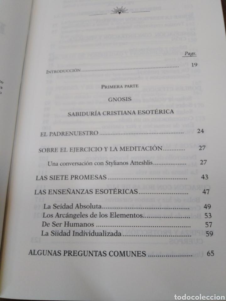 Libros: PRÁCTICAS DEL CRISTIANISMO ESOTÉRICO-EJERCICIOS Y MEDITACIONES,STYLIANOS ATTESHLIS,EDAF NUEVA ERA,19 - Foto 7 - 218498562