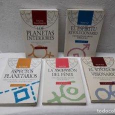 Livros: ASPECTOS LA ASCENSIÓN EL SOÑADOR LOS PLANETAS EL ESPIRITU. Lote 218568562