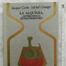 Libros: LIBRO ANTIGUO SUPERCIENCIA EXTRATERRESTRE 1974. Lote 222913618
