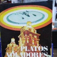 Libros: PLATOS VOLADORES SOBRE LA ARGENTINA-EUGENIO SEBASTIÁN-1976. Lote 228428340