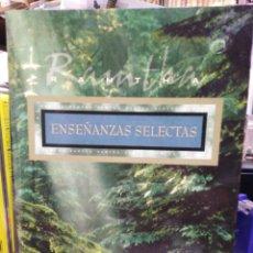 Libri: ENSEÑANZAS SELECTAS-RAMTHA-1°EDICION 2003,EDITA ARKANO. Lote 228848930
