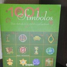 Libros: 1001 SIMBOLOS. Lote 239664505