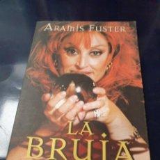 Livres: LA BRUJA ARAMIS FUSTER. Lote 242581335