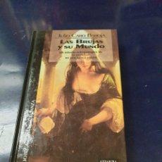Libros: LAS BRUJAS Y SU MUNDO J. CARO BAROJA. Lote 243374710