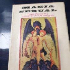 Libros: MAGIA SEXUAL DR, KREMER. Lote 243381120