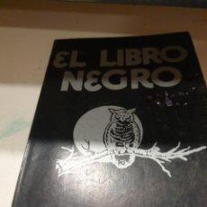 Libros: EL LIBRO NEGRO DR, HECTOR HACKS. Lote 243449635