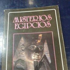Livros: MISTERIOS EGIPCIOS. Lote 251879575