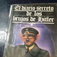 Libros: EL DIARIO SECRETO DE HITLER. Lote 253530075