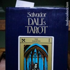 Libros: POLLACK RACHEL.SALVADOR DALI´S TAROT. Lote 254306050