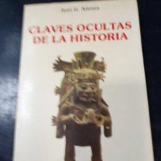 Libros: CLAVES OCULTAS DE LA HISTORIA JUAN ATIENZA. Lote 254417945