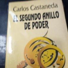 Libros: EL SEGUNDO ANILLO CARLOS CASTANEDA. Lote 254721615