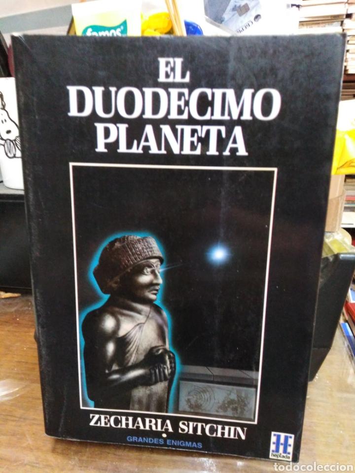 EL DUODÉCIMO PLANETA-ZECHARIAH SITCHIN-EDITA HEPTADA 1990 (Libros Nuevos - Humanidades - Esoterismo (astrología, tarot, ufología, etc.))