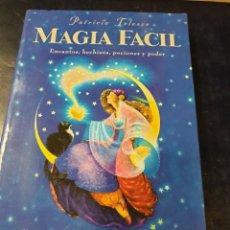 Libros: MAGIA FACIL PATRICIA TELESCO. Lote 261824285
