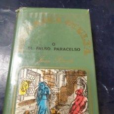 Libros: BOTANICA OCULTA O EL FALSO PARACELSO JUAN PERUCHO. Lote 261828695