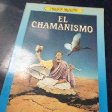 Libros: EL CHAMANISMO ALIX DE MONTAL. Lote 265977843
