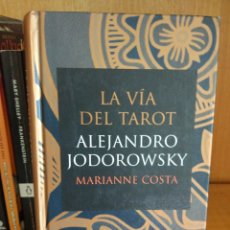 Libros: LA VÍA DEL TAROT. JODOROWSKI. SIRUELA. Lote 268573614