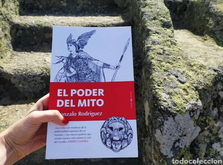 LIBRO EL PODER DEL MITO . NUEVO (Libros Nuevos - Humanidades - Esoterismo (astrología, tarot, ufología, etc.))