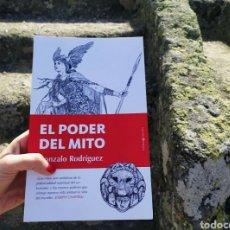 Libros: LIBRO EL PODER DEL MITO . NUEVO. Lote 270691633