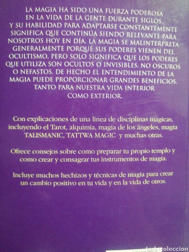 Libros: LOS ECRETOS DE LA ALTA MAGIA. DESCUBRIR EL MISTERIO DE LA BRUJERÍA. Melville, Francis - Foto 2 - 274385933