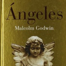 Libros: ÁNGELES. MALCOLM GODWIN. Lote 274393163