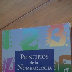Libros: PRINCIPIOS DE LA NUMEROLOGIA. BARBARA BISHOP. LLEWELLAN 2001. Lote 276227863