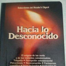 Libros: HACIA LO DESCONOCIDO. READER'S DIGEST.. Lote 287851198