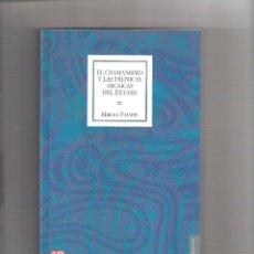 Livres: MIRCEA ELIADE. EL CHAMANISMO Y LAS TÉCNICAS ARCAÍCAS DEL ÉXTASIS. ED. F.C.E. 2013. Lote 291605378