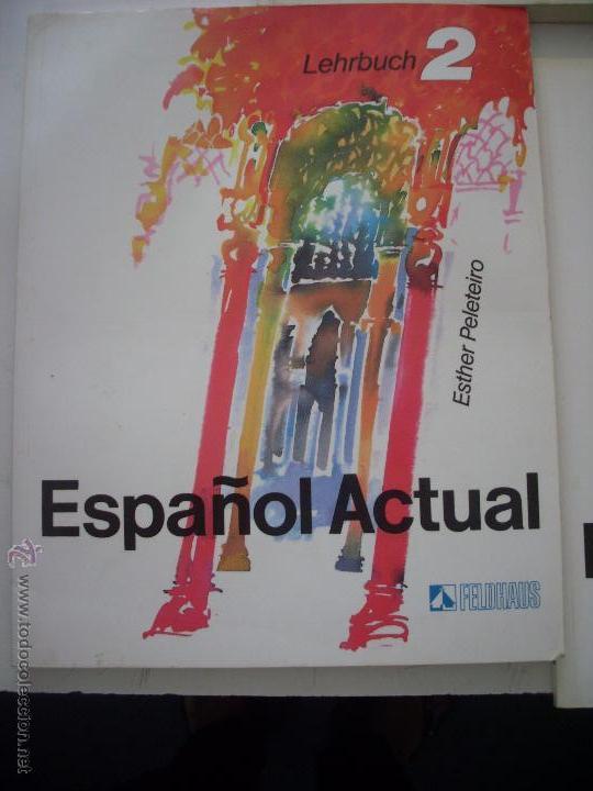 Libros: ESPAÑOL ACTUAL ESTHER PELETEIRO RUEDA 1PLUS Y 2 - Foto 3 - 50123848