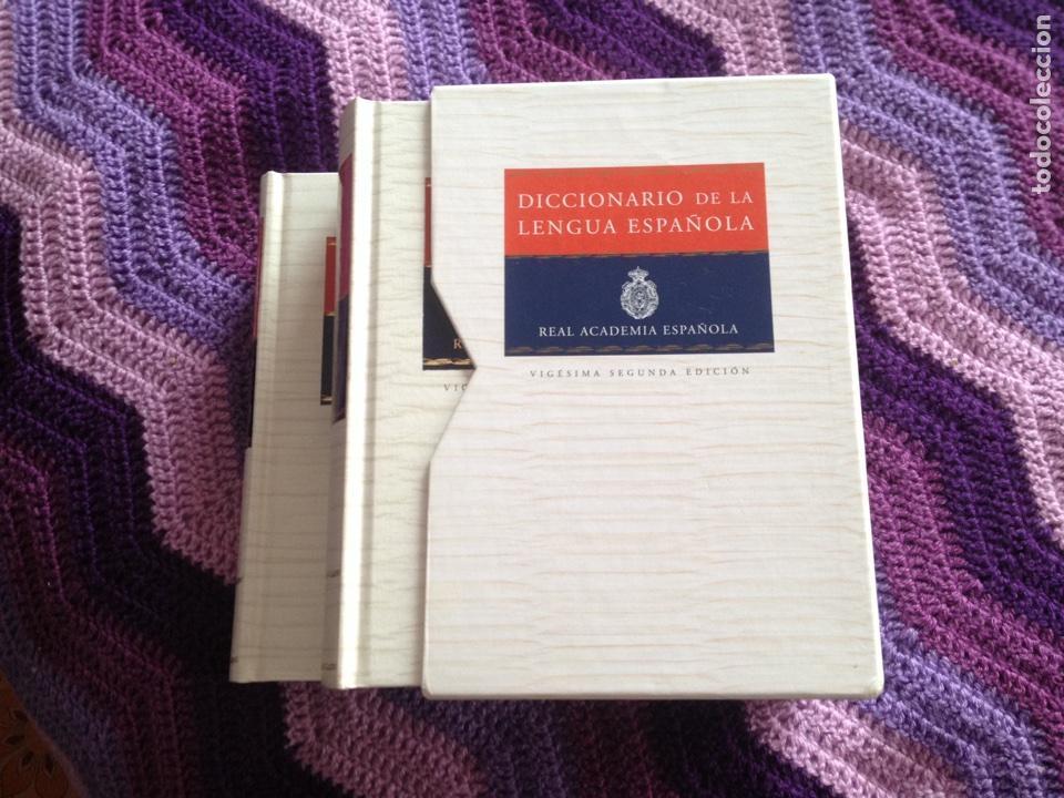 Libros: Diccionario de la lengua española de la Real Academia española - Foto 2 - 113573175