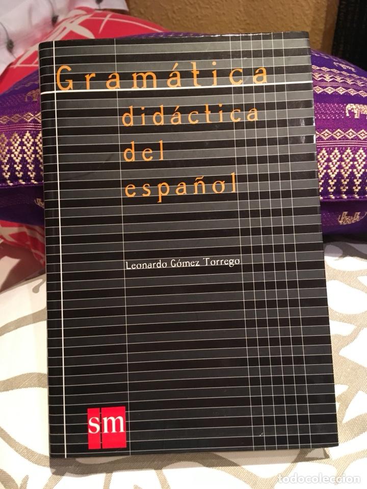 GRAMÁTICA DIDÁCTICA DEL ESPAÑOL (Libros Nuevos - Idiomas - Español para extranjeros)