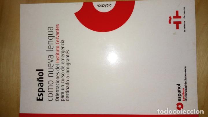 ESPAÑOL COMO NUEVA LENGUA (Libros Nuevos - Idiomas - Español para extranjeros)