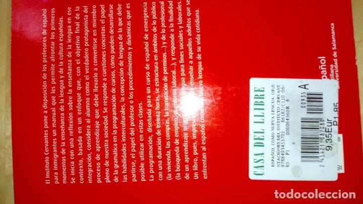 Libros: Español como nueva lengua - Foto 2 - 189675960
