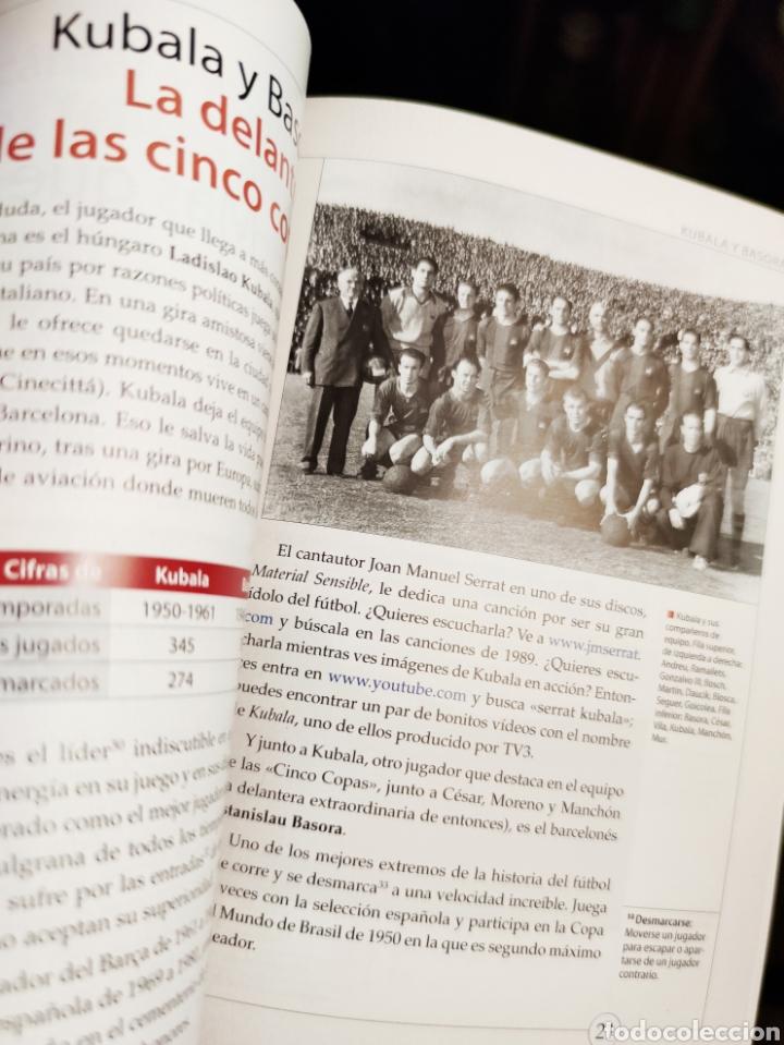 Libros: El FC Barcelona 1899-2009, el Barça de las 6 copas (libro + CD) - SGEL, 2010 - Foto 5 - 203903037