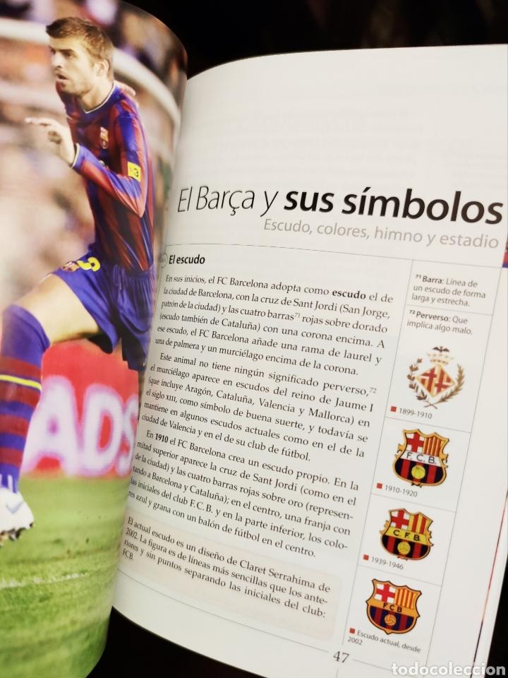 Libros: El FC Barcelona 1899-2009, el Barça de las 6 copas (libro + CD) - SGEL, 2010 - Foto 6 - 203903037