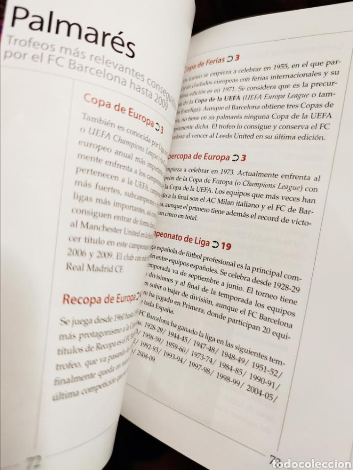 Libros: El FC Barcelona 1899-2009, el Barça de las 6 copas (libro + CD) - SGEL, 2010 - Foto 7 - 203903037
