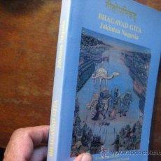 Libros: BHAGAVAD GITA, JAKINTZA NAGUSIA, SVAMI , EN EUSKERA ( PARACIENCIAS V1. Lote 27930630