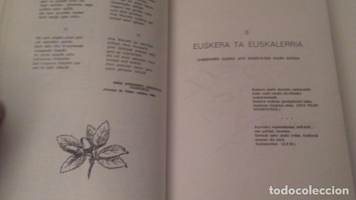 Libros: Umeen - Deia I. Torres P. Felipe de Murieta 1971 Pais Vasco Euskadi - Foto 5 - 83534936